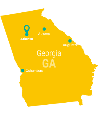 georgia_Map_Preschool_Teacher_Salary