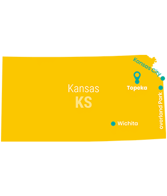 kansas_Map_Preschool_Teacher_Salary