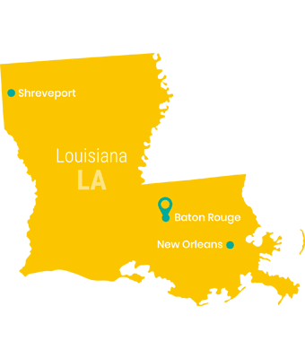 louisiana_Map_Preschool_Teacher_Salary