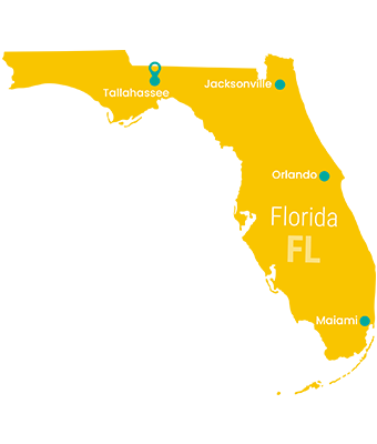 florida_Map_Preschool_Teacher_Salary