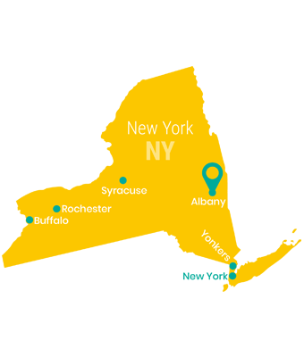 new_york_Map_Preschool_Teacher_Salary