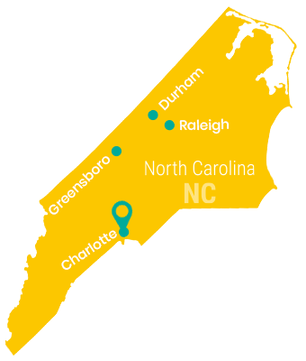 north_carolina_Map_Preschool_Teacher_Salary