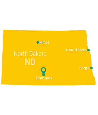 north_dakota_Map_Preschool_Teacher_Salary